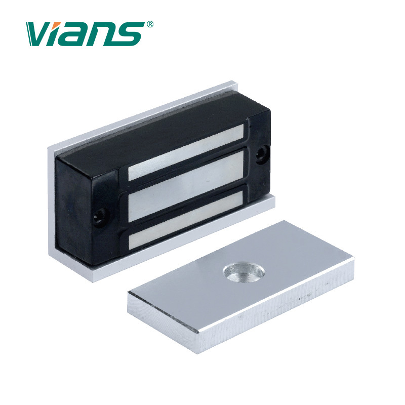 Small Safety Electric Gate Lock , Mini Electromagnetic Locks For Cabinets Drawer